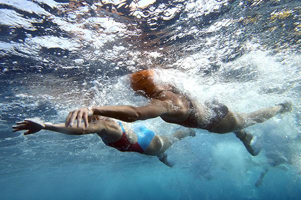 Schwimmseminare Januar bis April 2019