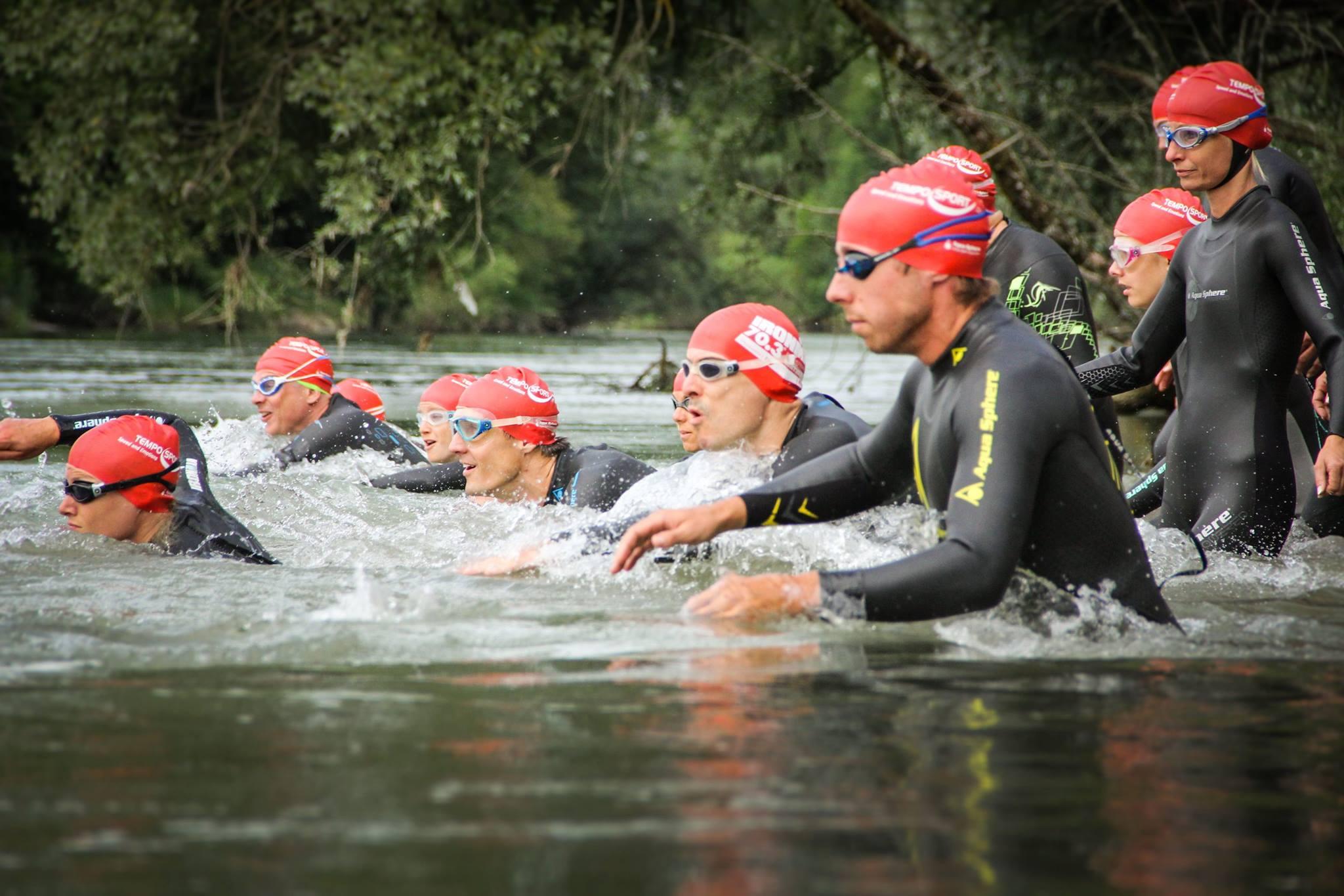 Open Water Schwimmen 2017