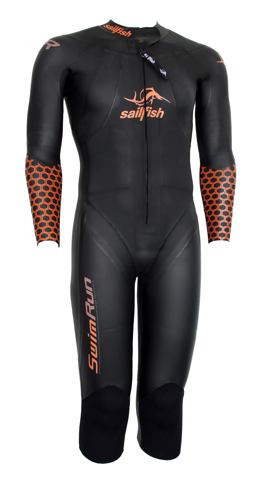 Sailfish mit neuem SwimRun-Anzug