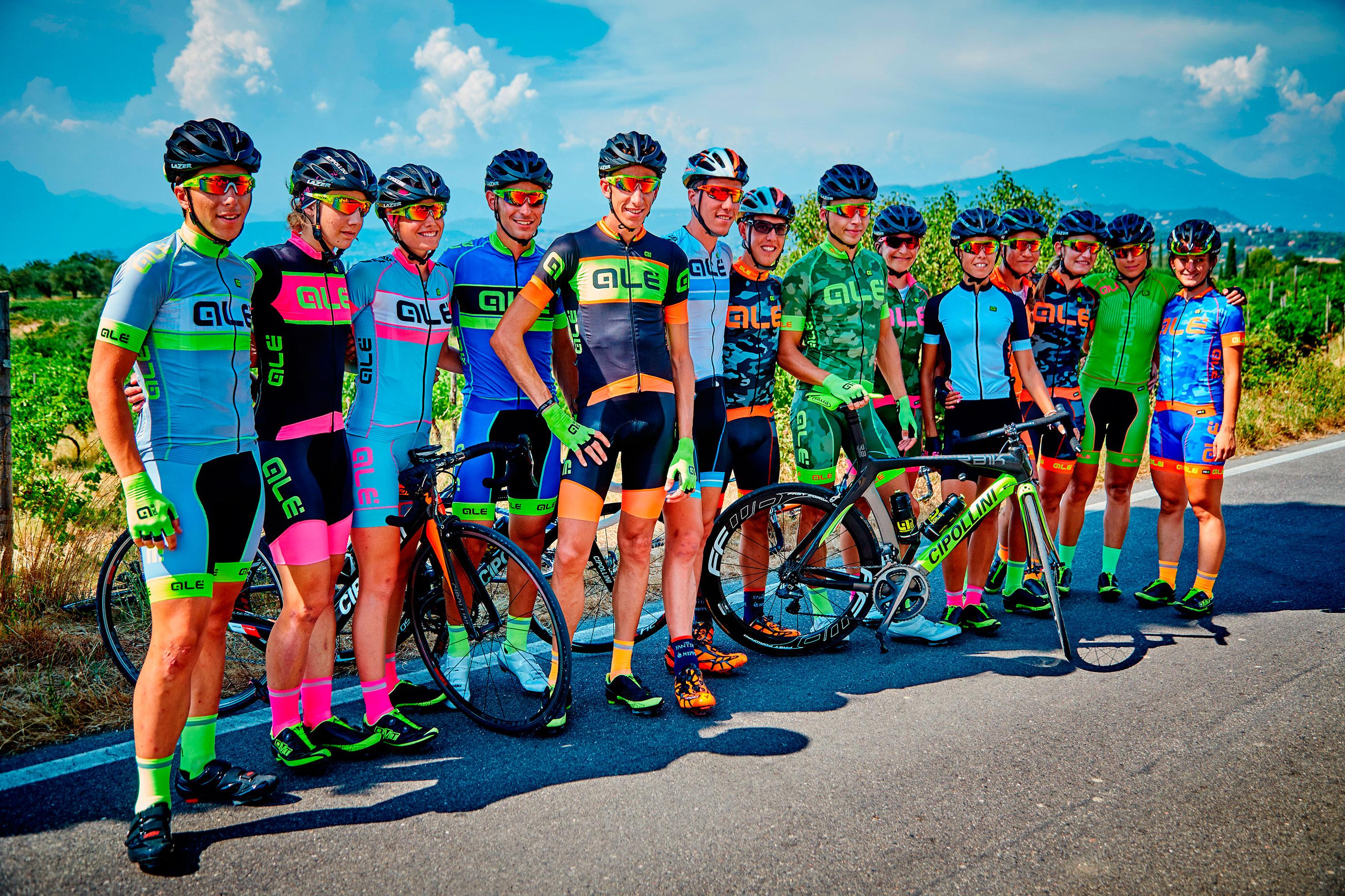 Alé Cycling neu bei Tempo-Sport