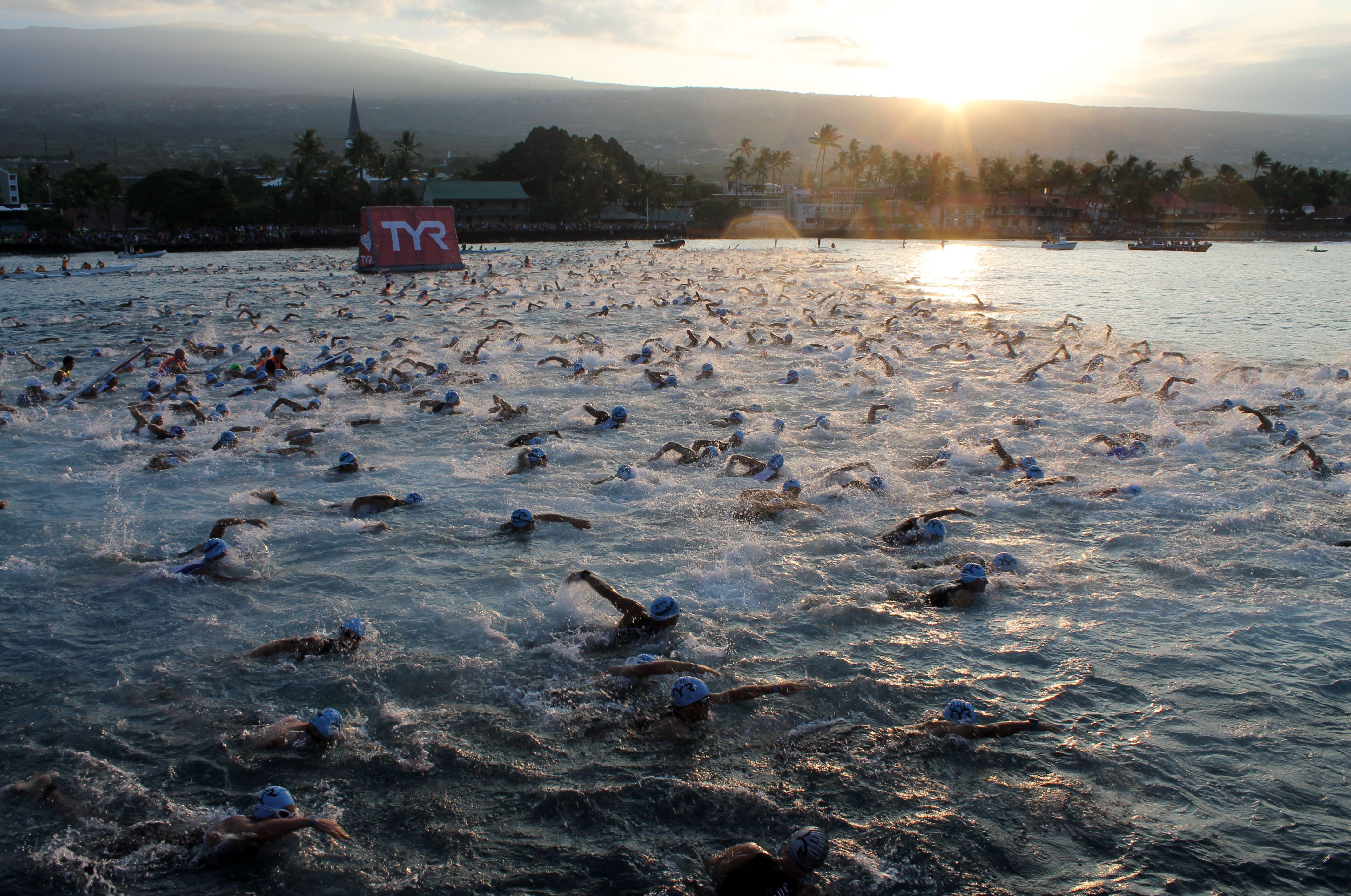 Showdown auf Big Island: Ironman Hawaii 2017