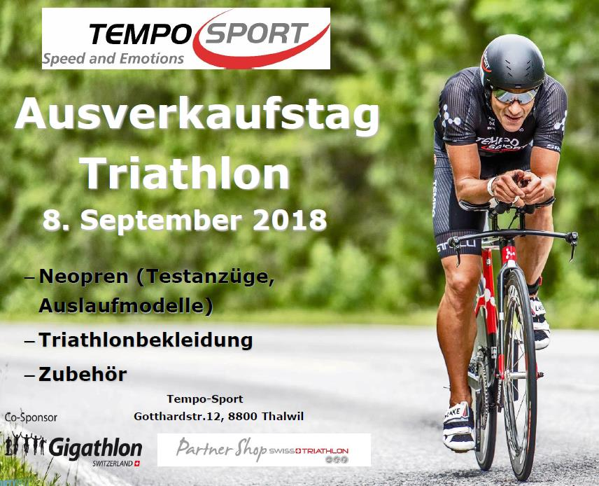 End of Season Sale Triathlon